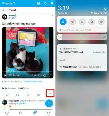 Cara Download Video Twitter Yang Diproteksi 03d83