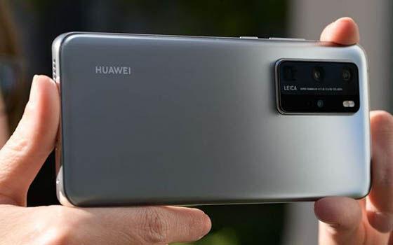 Hp Kamera Terbaik 2020 Huawei P40 Pro 10e5c