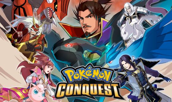 Pokemon Conquest 4dee3