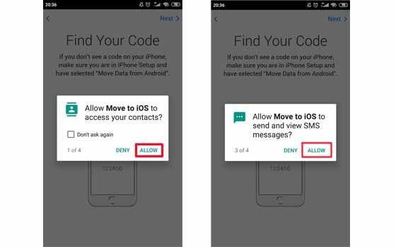 Cara Memindah Kontak Dari Android Ke Iphone 02 9e12f