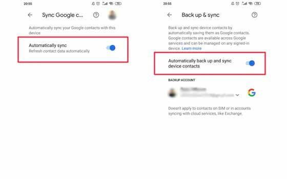 Cara Memindahkan Kontak Dari Android Ke Iphone Ios 12 03 Bd95c