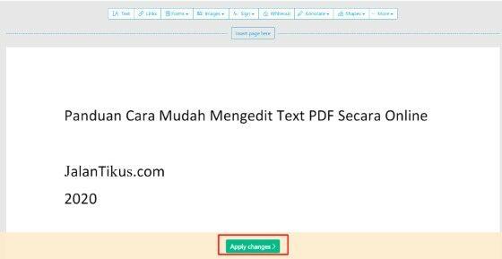 Cara Mengedit Text Pdf Online D2bd2