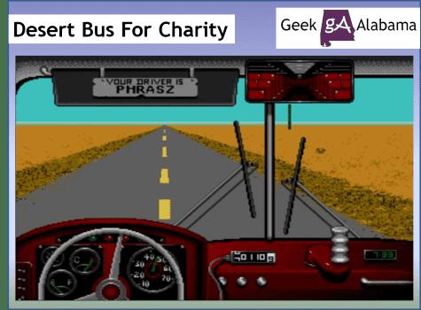 Game Membosankan Desert Bus Custom Db0c3