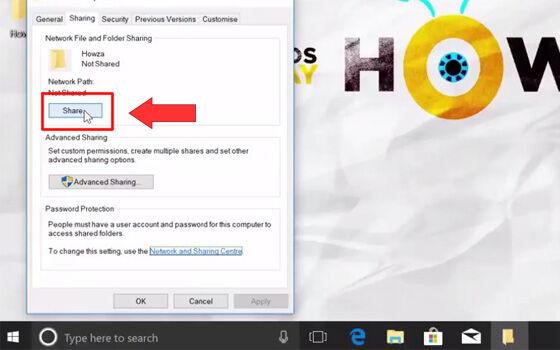 Cara Membuka File Sharing Dari Komputer Lain 06 345e7