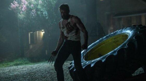Superhero Logan Custom Dc9de