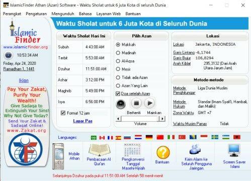 Aplikasi Adzan Otomatis Offline Pc 765d0