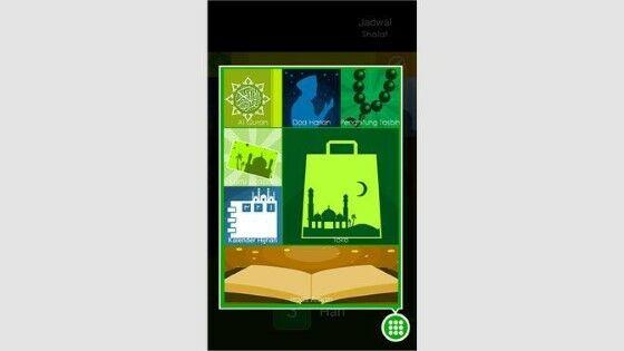 Aplikasi Jadwal Sholat Pc F906f