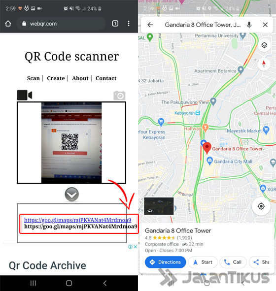Cara Scan Barcode Di Hp Online 02 72192