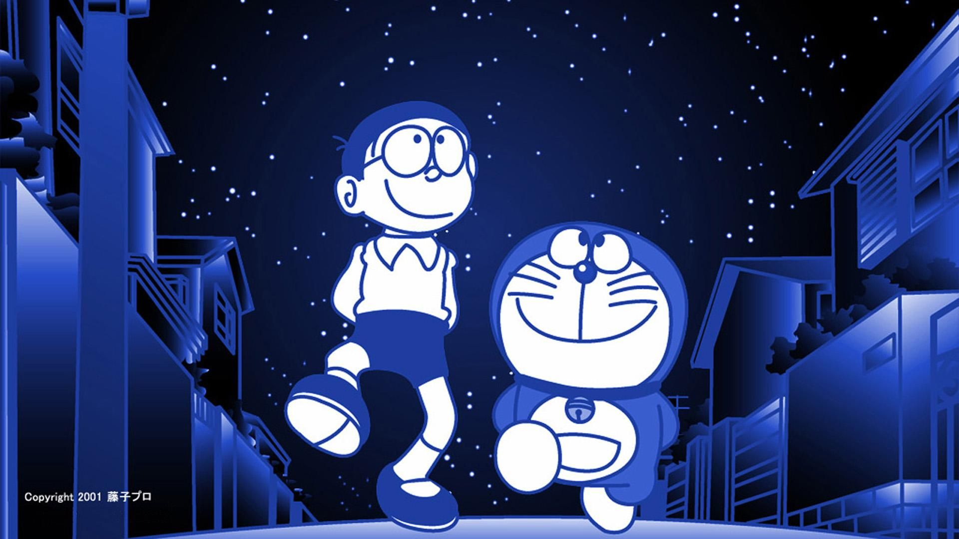 50 Wallpaper Doraemon HD Terbaru Untuk HP Dan PC