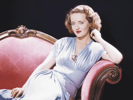 Aktor Menolak Peran Bette Davis Custom 36b56