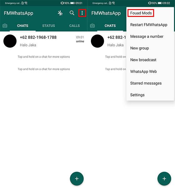 Cara Mengubah Tema Whatsapp 1 2d939