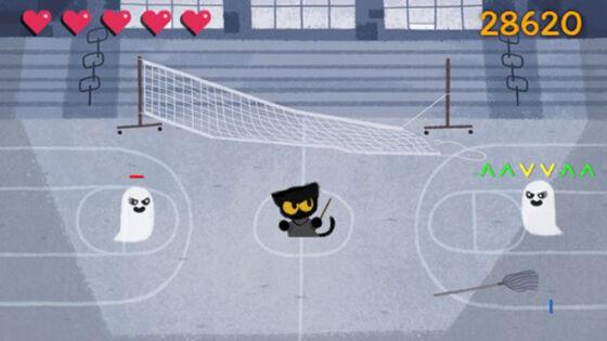 Game Google Doodle Populer Halloween 2fedb