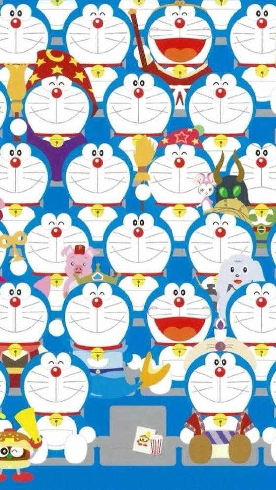 Wallpaper Doraemon 3d 17 646aa
