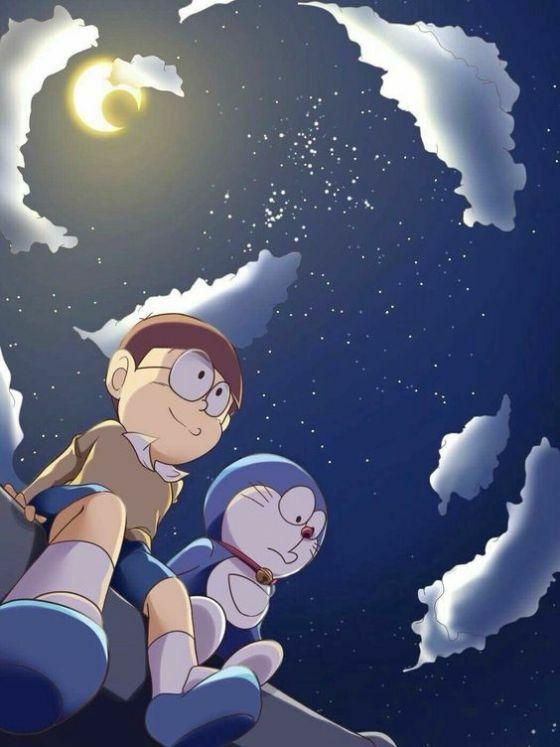 Wallpaper Doraemon 3d Bergerak 11 C7710