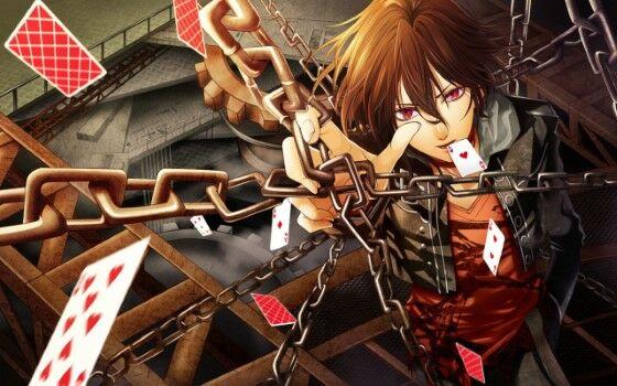 Gambar Anime Cowok Keren 10 Custom A5836