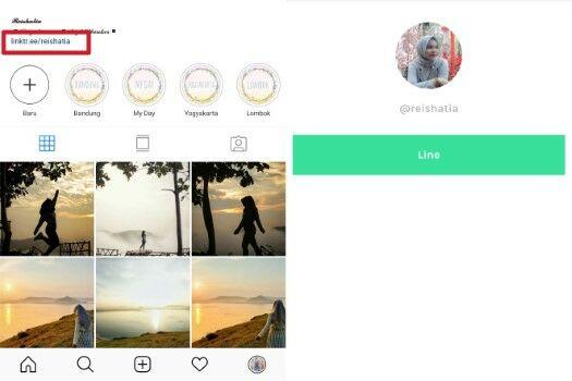 Cara Membuat Linktree Di Instagram Custom Cad35