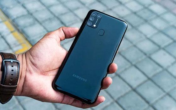 Hp Ram 6gb Murah Samsung Galaxy M31 2f906