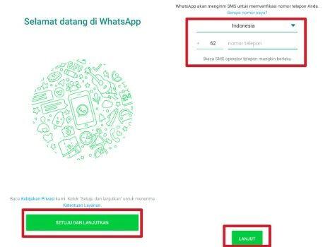 Cara Memindahkan Whatsapp 1 Custom 65780