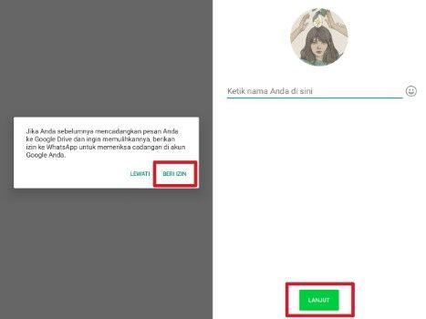 Cara Memindahkan Whatsapp 3 Custom 8b772