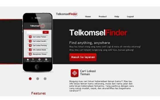Telkomsel Finder 2 4c176