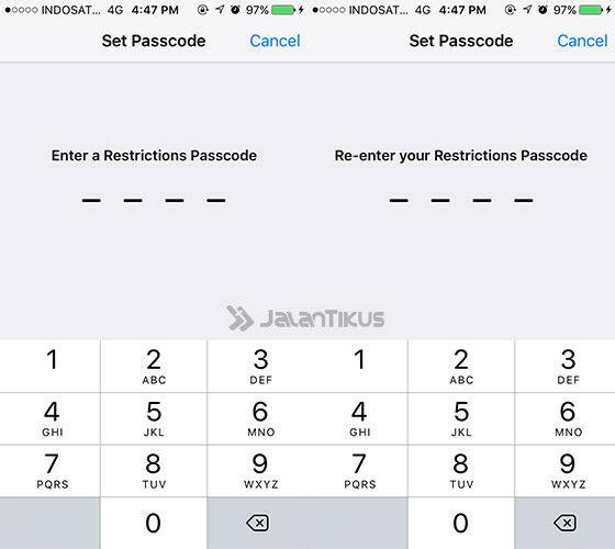 Cara Menyembunyikan Aplikasi Di Iphone Tanpa Aplikasi 7c744