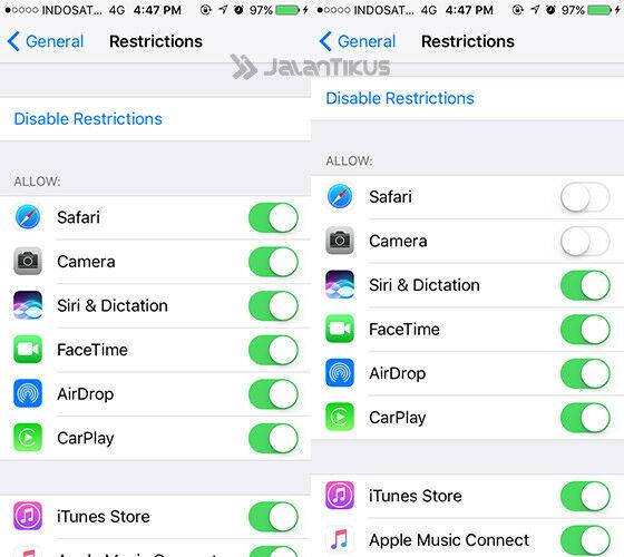 Cara Sembunyikan Aplikasi Di Iphone 61165