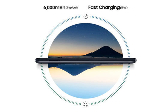 Kelebihan Samsung M21 Baterai F3f58