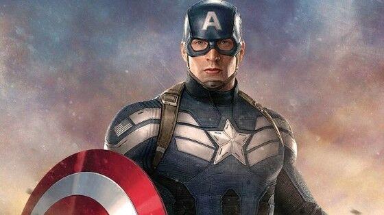 Marvel Captain America Custom 0c064