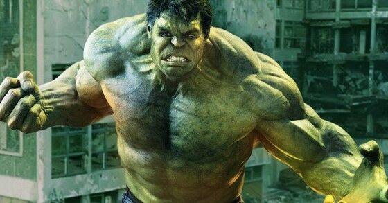 Marvel Hulk Custom 26883