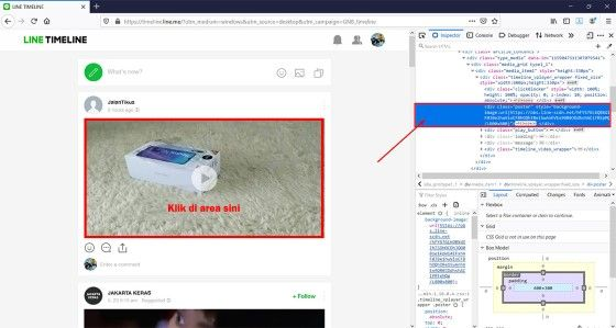 Line Video Downloader Custom E1114