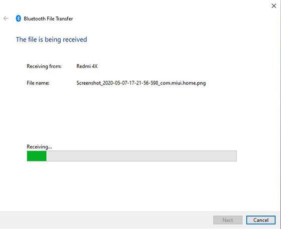 Cara Mengaktifkan Bluetooth Di Laptop Receive File 263ea