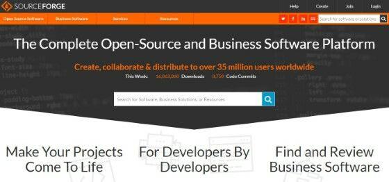 Situs Sourceforge Custom 98c9f