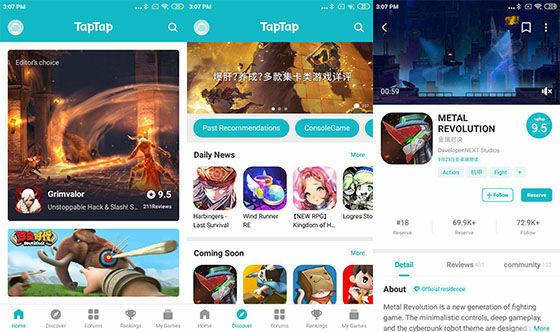 Aplikasi Download Game 23bc7