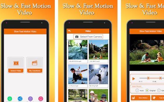 Aplikasi Untuk Mempercepat Video Fast And Slow Motion Video Ad8b4