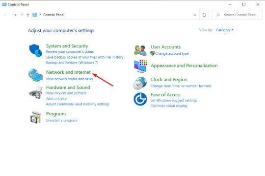 Cara Melihat Password Wifi Di Windows 10 Control Panel Custom 632ea
