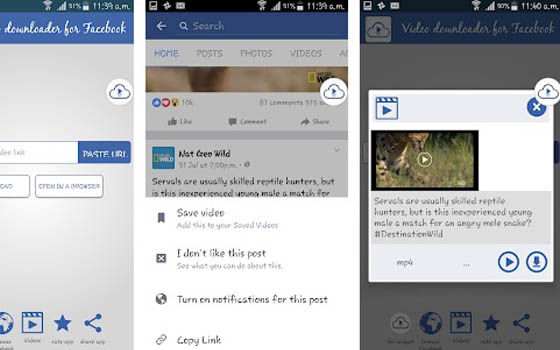 Aplikasi Download Video Facebook 10 0d40b