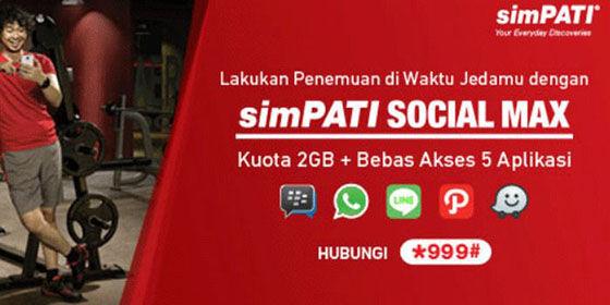 Paket Chatting Telkomsel F14b6