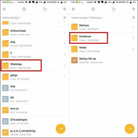 Cara Mengembalikan Whatsapp Yang Terhapus A9a5c