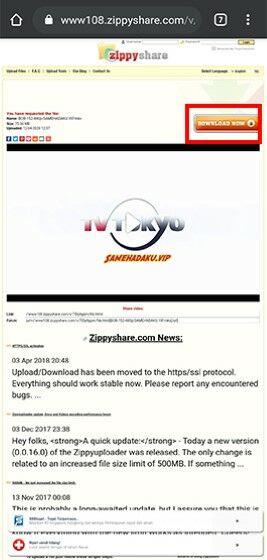 Cara Download Di Samehadaku 98209