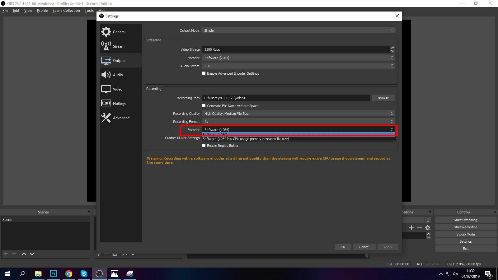 Cara Menggunakan Obs Studio 09 1dacd
