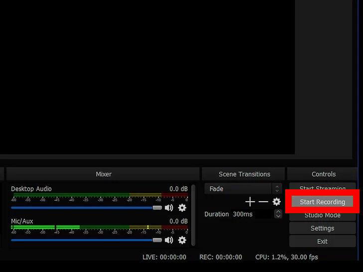 Cara Menggunakan Obs Studio 17 69916
