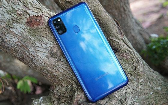 Hp Baterai Besar Samsung Galaxy M21 3e070