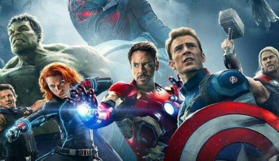 The Avengers 44d1e