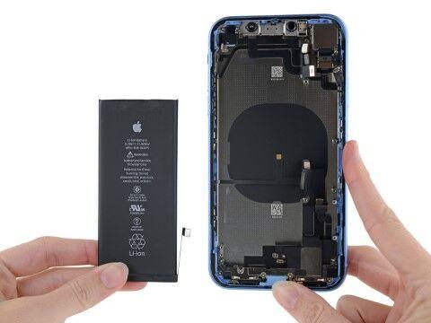 Iphone Xr Battery A63dd