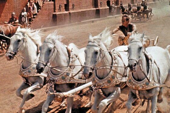 Film Ambisius Ben Hur 109e6