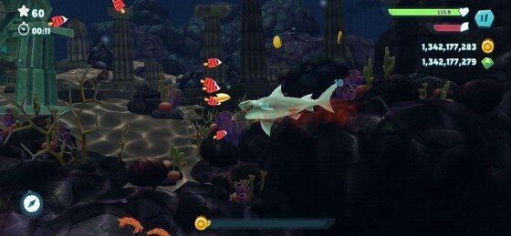 Mod Apk Hungry Shark Download 49075