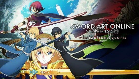 Sword Art Online Alicization Episode Taboo Index C58a9
