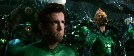 Superhero Yang Sering Banyak Membunuh Orang Green Lantern Custom D3e32