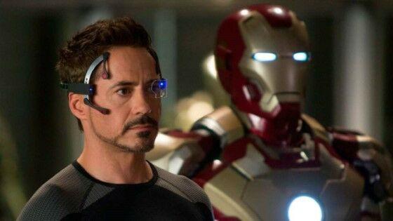 Superhero Yang Sering Banyak Membunuh Orang Iron Man Custom F09ff