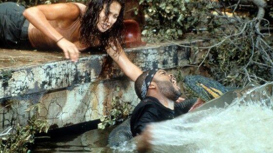 Anaconda Adegan Cgi Film Horor Terburuk Custom 45f1a